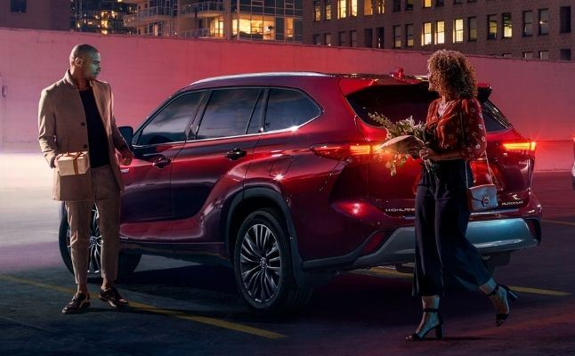 How Much Can Fit Inside The New Toyota Highlander?