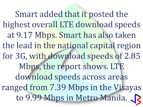 "The internet speed in the Philippines has a reputation of one of the slowest in Asia and yet the most expensive. If you are an OFW who enjoy 100Mbps LTE speed in your host country, how would you feel if you are paying more just to get a speed of 3mbps unstable internet? Below is a video of actual speed test of PLDT MyDSL with 3Mbps speed at 6 AM.    This is the problem of most OFWs who decided to come home for good to do stocks trading or online business. How would you survive with your newfound online business with internet speed who can't even  hold its stability especially if there is no available fiber optic services in your area? Not to mention the business customs of the local telcos to put net capping in their so called ""unlimited"" internet service.   A local telco said in a statement citing the Asia Network Quality Report of J.P. Morgan Securities covering the fourth quarter of 2016. That the internet speed in the Philippines improved in the last quarter of 2016.However, the statement did not include the original report, and details only covered mobile speed, not coverage and reliability.  Compared to Indonesia's 6.6Mbps, LTE download speeds in the country hit 8.24 megabits per second in the last quarter of 2016 from the 7.27 Mbps national LTE average posted in the previous quarter.  ""These improvements have been driven by the stepped up investments of operators to upgrade their data networks,"" Smart said in the statement. Smart is focusing on LTE improvement since the rival Globe Telecom last year acquired the telco unit of San Miguel Corp. That unit held valuable 3G and 4G (LTE) frequencies, including those in the coveted 700 megahertz band. Both telcos are working on improving their services since last year.  ""This roll-out is elevating the bar for mobile internet services in the country. It serves as a more powerful platform for advanced and relevant digital services that will help transform the country into a more competitive, digitally-empowered nation,"" Ray C. Espinosa, chief corporate services officer of PLDT and Smart.   RECOMMENDED: ON JAKATIA PAWA'S EXECUTION: ""WE DID EVERYTHING.."" -DFA  BELLO ASSURES DECISION ON MORATORIUM MAY COME OUT ANYTIME SOON  SEN. JOEL VILLANUEVA  SUPPORTS DEPLOYMENT BAN ON HSWS IN KUWAIT  AT LEAST 71 OFWS ON DEATH ROW ABROAD  DEPLOYMENT MORATORIUM, NOW! -OFW GROUPS  BE CAREFUL HOW YOU TREAT YOUR HSWS  PRESIDENT DUTERTE WILL VISIT UAE AND KSA, HERE'S WHY  MANPOWER AGENCIES AND RECRUITMENT COMPANIES TO BE HIT DIRECTLY BY HSW DEPLOYMENT MORATORIUM IN KUWAIT  UAE TO START IMPLEMENTING 5%VAT STARTING 2018  REMEMBER THIS 7 THINGS IF YOU ARE APPLYING FOR HOUSEKEEPING JOB IN JAPAN  KENYA , THE LEAST TOXIC COUNTRY IN THE WORLD; SAUDI ARABIA, MOST TOXIC  ""JUNIOR CITIZEN ""  BILL TO BENEFIT POOR FAMILIES"