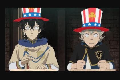 Download Anime Dragon Crisis Black Clover: Jump Festa 2018 Special Sub Indo Ova 2