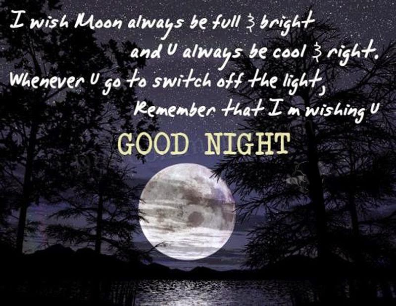 Famous Night Quotes
