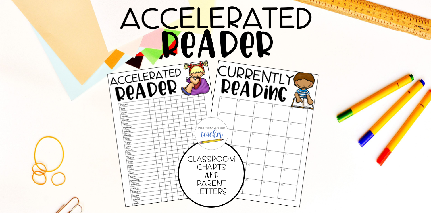 Implementing Accelerated Reader With More Accountability Tales