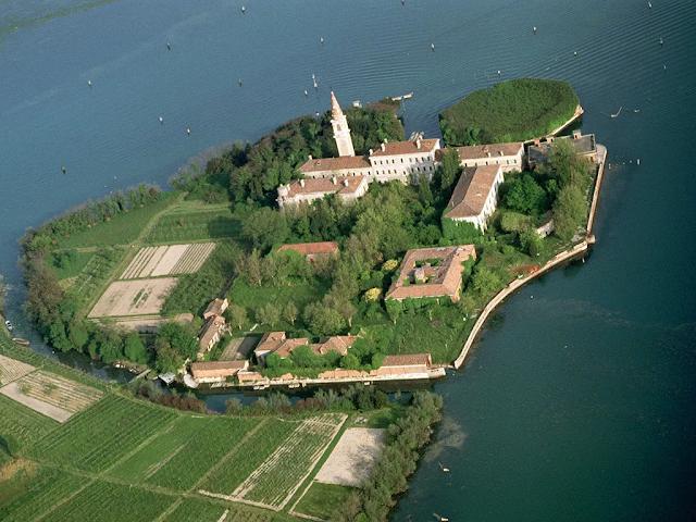 The Poveglia Island of Venice