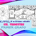 EXAMEN en formato editable DE PRIMER GRADO, CORRESPONDIENTE AL PRIMER TRIMESTRE, CICLO ESCOLAR 2019-2020.
