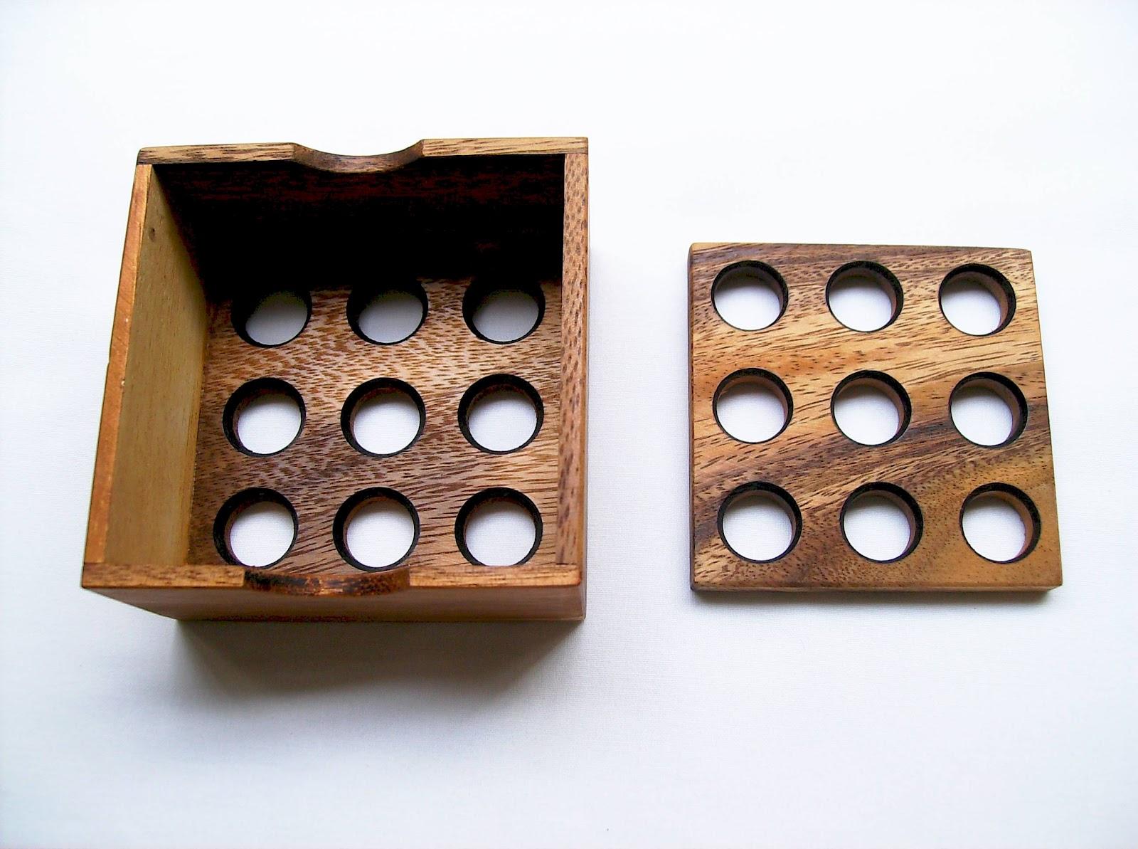 Gabriel Fernandes' Puzzle Collection: Golf Puzzle