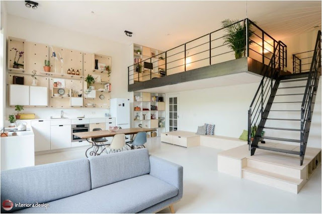 Modern Apartments Decorations For Small Spaces 8