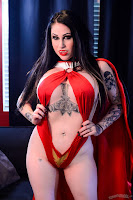 http://www.vampirebeauties.com/2016/11/vampiress-model-ophelia-rain.html