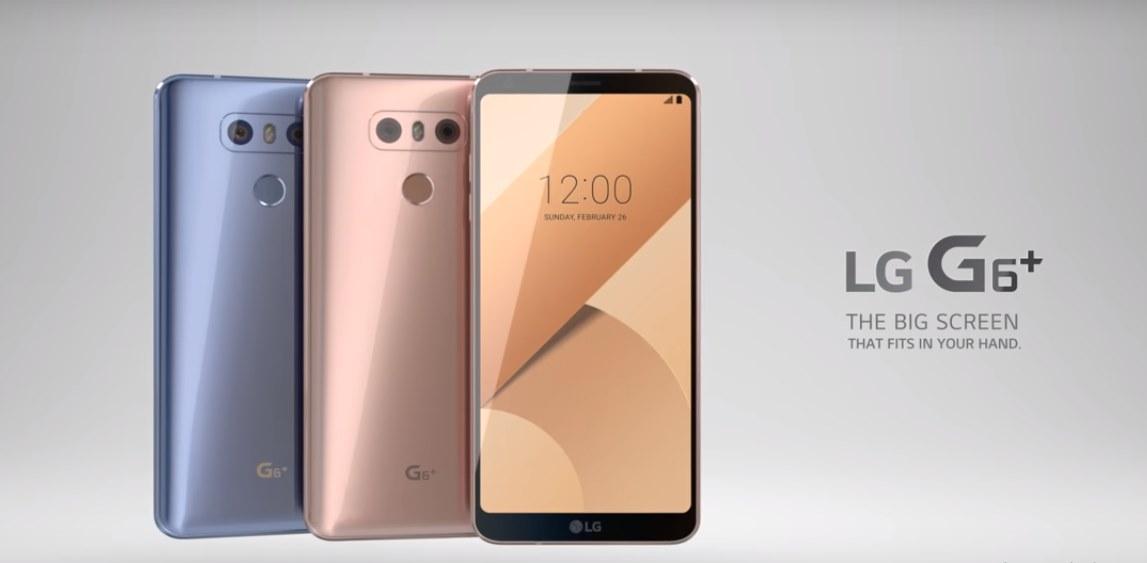 شاهد إعلان شركة LG لهاتفها الجديد +LG G6