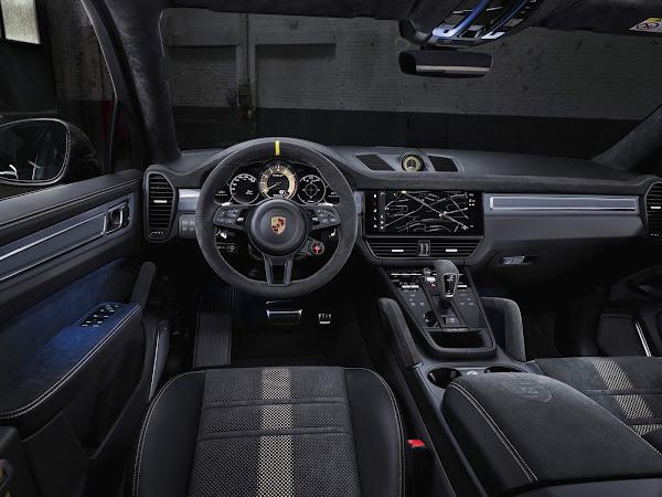 Novo Porsche Cayenne Turbo GT chega ao Brasil - preço R$  1.199.000
