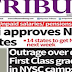 NAIJA NEWSPAPERS: TODAY'S THE TRIBUNE NEWSPAPER HEADLINES [17 AUGUST, 2017].