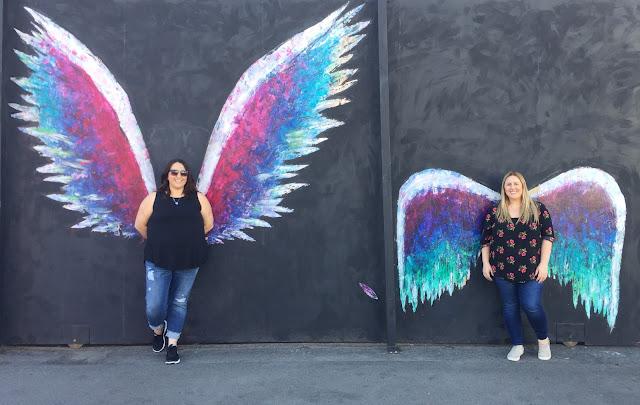 Downtown LA Graffiti Murals Walking Tour