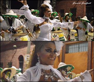 Desfile de Llamadas 2017 Montevideo Uruguay Nigeria