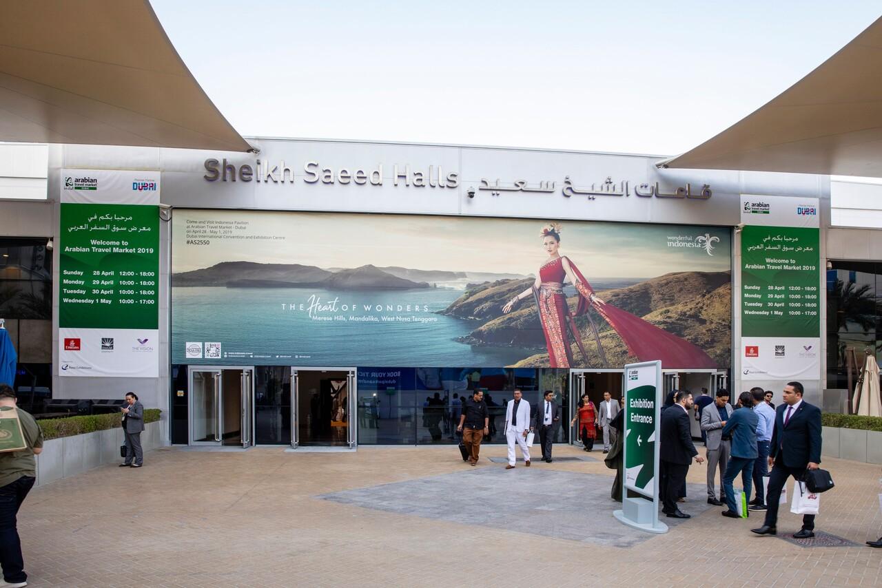 """سوق السفر العربي بدبي يرفع شعار """"بزوغ فجر جديد لقطاع السفر والسياحة"""""""