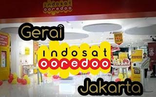 Alamat gerai Indosat jakarta