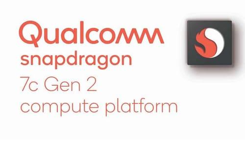 Qualcomm announces Snapdragon 7c Gen 2 processor