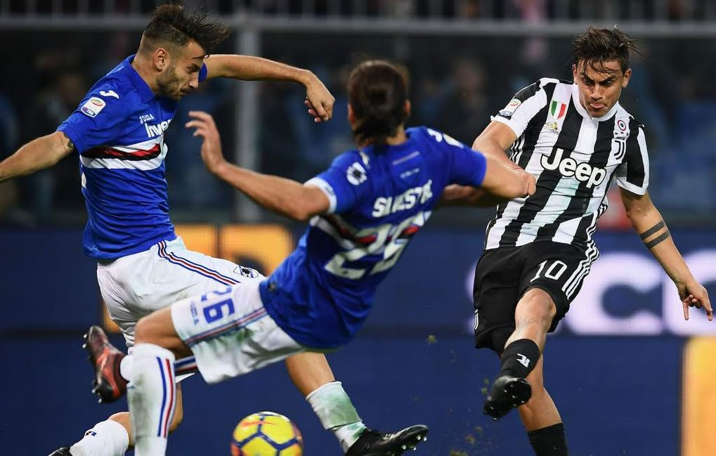 Dove vedere Juventus-Sampdoria streaming senza Rojadirecta Gratis Video Online Oggi