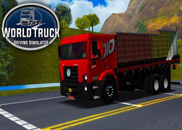 World Truck Driving Simulator v1.118   Mod Money