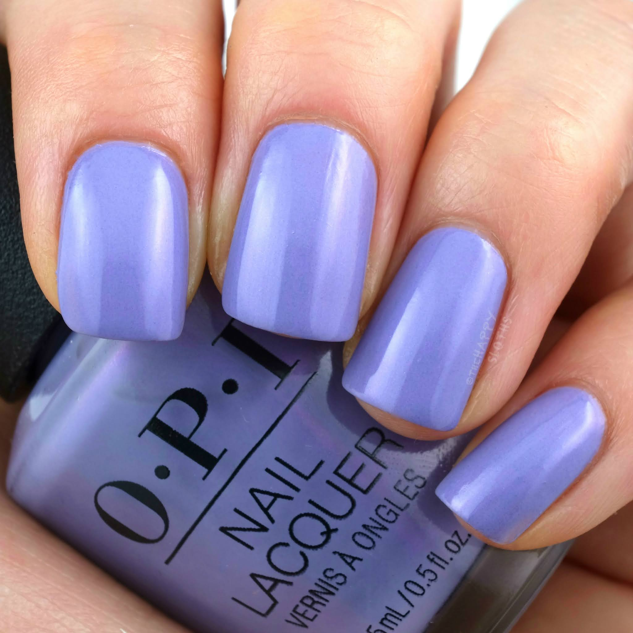 OPI Fall 2020 | Galleria Vittorio Violet: Review and Swatches