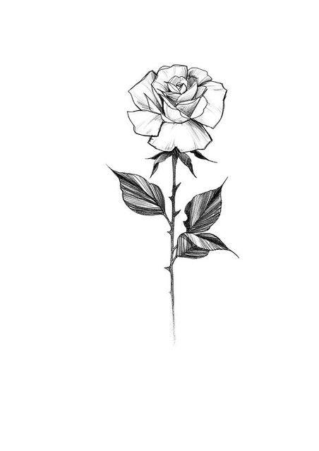 gambar tato bunga di tangan
