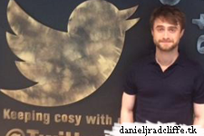 Daniel Radcliffe takes over Lionsgate UK's Twitter