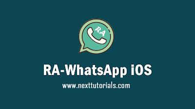 Download RA-WhatsApp iOS v8.51,rawa ios v8.51,ra whatsapp v8.51,tema ra whatsapp keren 2020,aplikasi wa mod anti ban, rawa ios latest version 2020