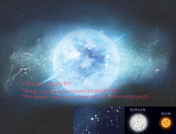 Ngoi sao Sirius Thien Lang
