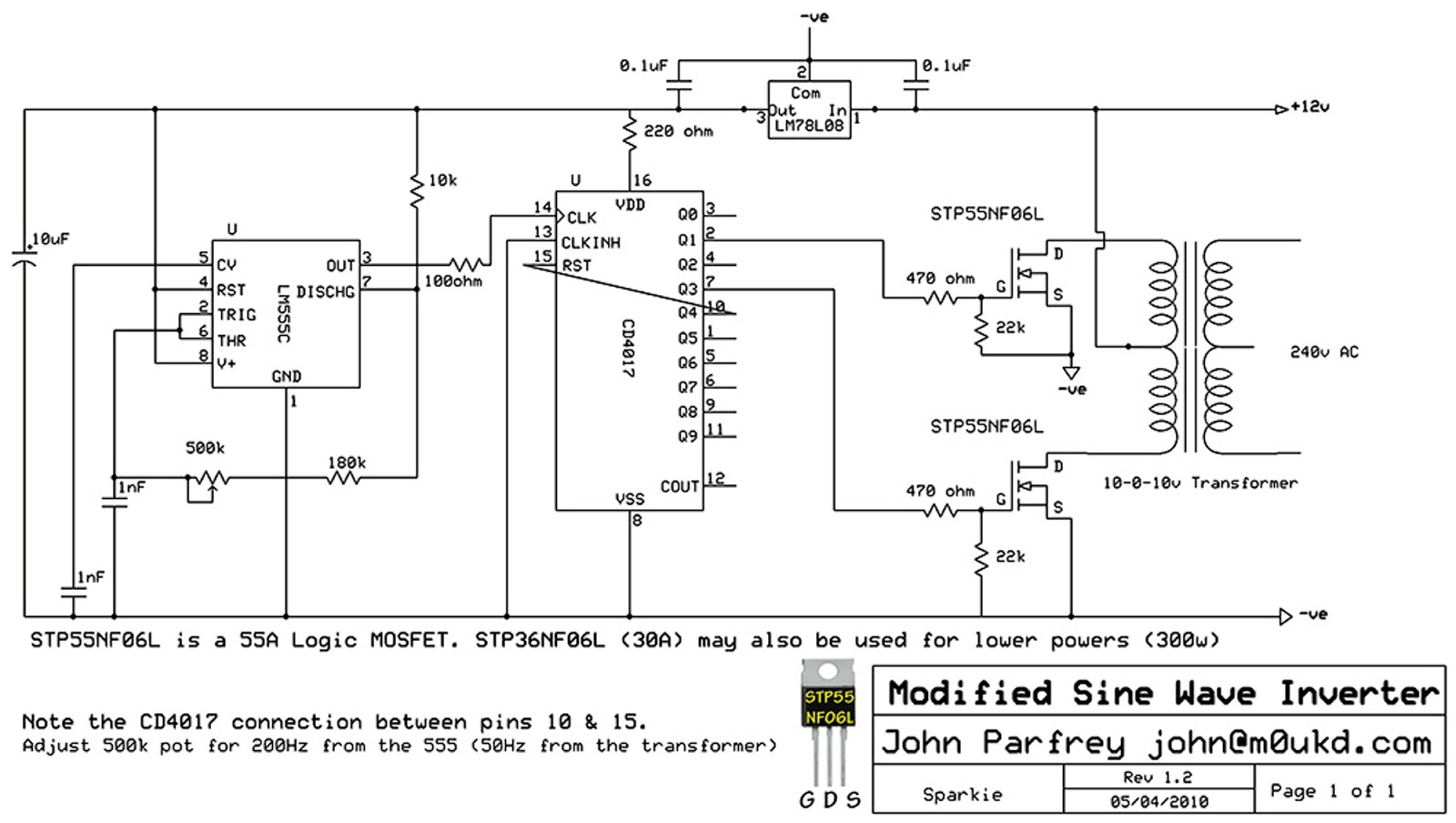 12vdc to 12vac converter circuit diagram john deere wiring symbols download 12v dc ac