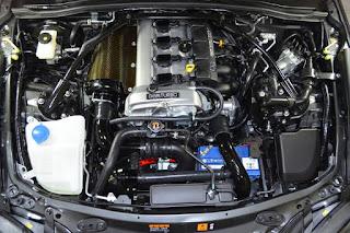 Mazda MX-5 (BBR Stage 1) (2017) Engine