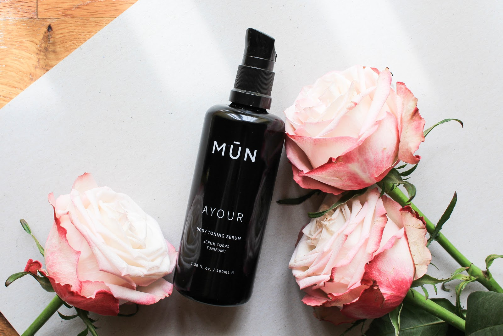Ayour Body Toning Serum Mun Skin