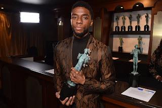 Mendiang Boseman, Diunggulkan Jadi Aktor Terbaik Piala Oscar 2021