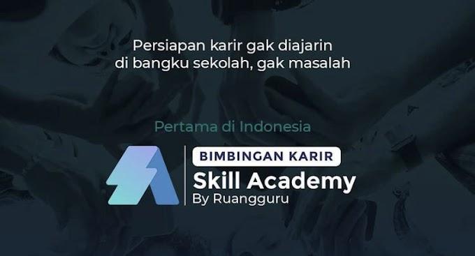 Kelas Best Seller Skill Academy by Ruangguru