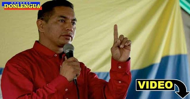 Alcalde chavista de Apure fue rodeado por ciudadanos que le cantaron sus 4 verdades