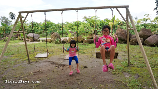 Bantug Lake Ranch - Bacolod attractions - playground