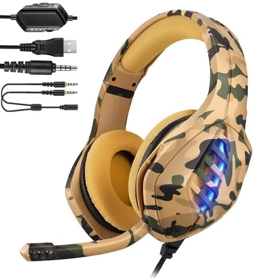 Review YJY Stereo Gaming Headphones for PS4 PC Xbox