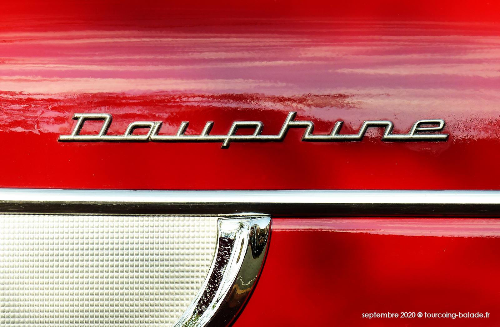 Dauphine Renault Cartype Logo