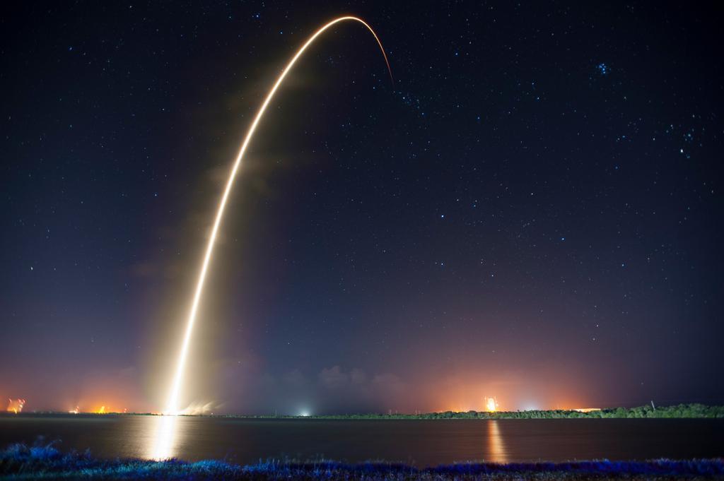 NASA Wallops May 8 Rocket Launch Visible in Eastern United States