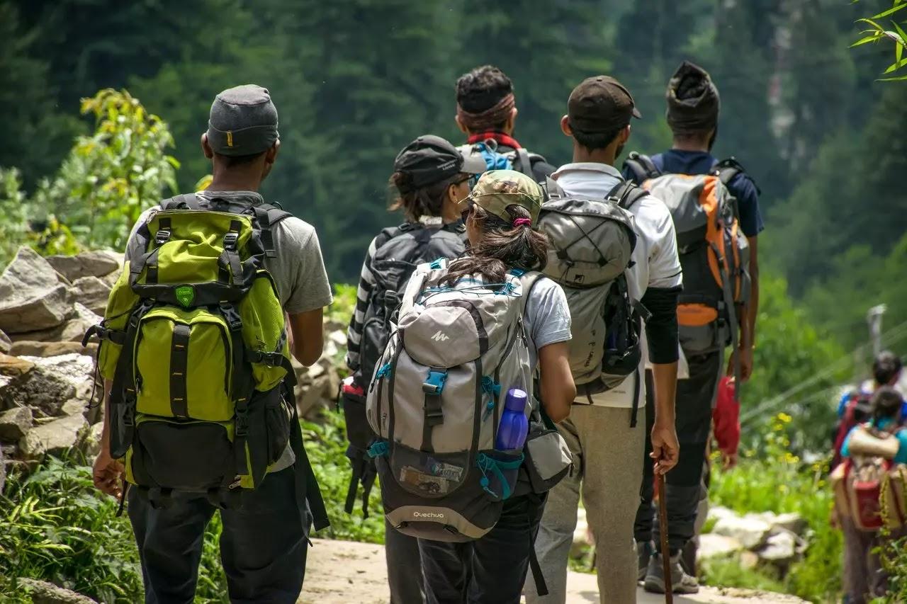 5 tipe pendaki gunung foto guduru ajay bhargav