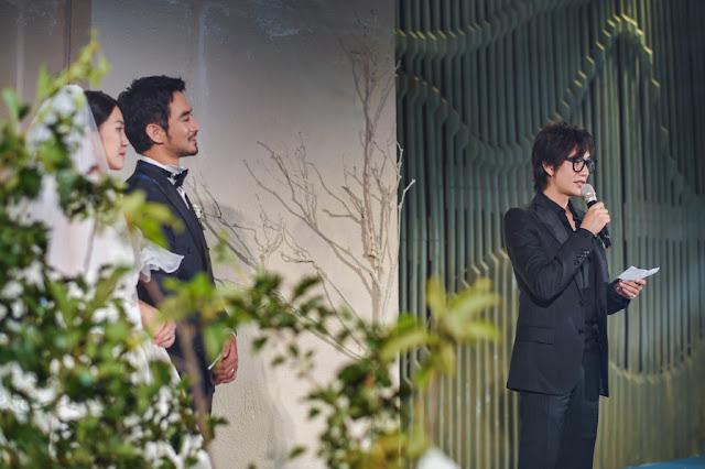 zhang xiaochen wedding guest chen kun