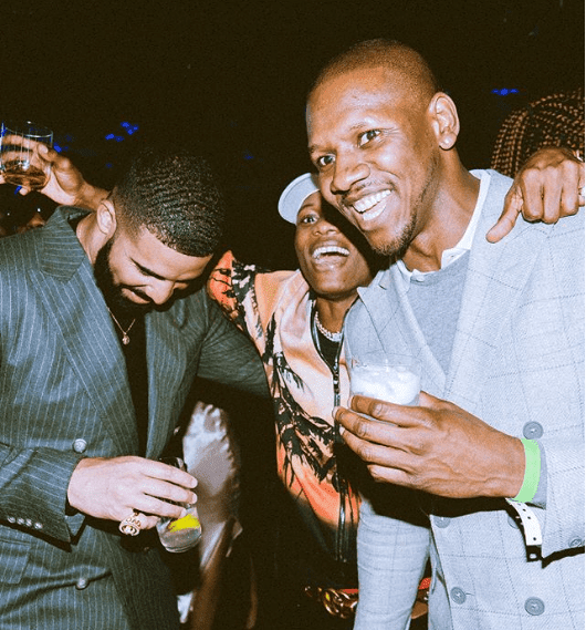 drake and wizkid picture together after 2 years of wait