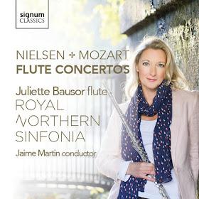 Nielsen + Mozart - Juliette Bausor