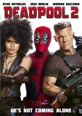 Deadpool 2 [2018] Final ( Theatrical) [NTSC/DVDR] Ingles, Español Latino