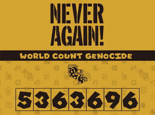 Super Mario Bros. 35 World Count Challenge Bowser genocide Holocaust Koopas KoopaTV mass murder