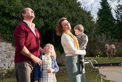 To Olivia, un biopic sur Roald Dahl avec Hugh Bonneville et Keeley Hawes OLIVIA%2B2