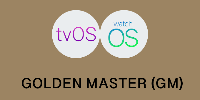 Apple releases watchOS 5 and tvOS 12 Golden Master (GM) builds