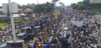 le Premier ministre Kassory Fofana, la démocratie est l'expression libre
