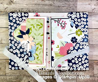 Paper Blooms Designer Paper Stampin up