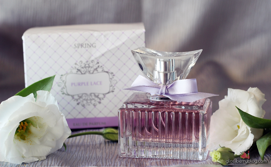 ספרינג white flowers peony purple lace בושם ג'ל קרם בישום טיפוח הגוף מיסט גלוסברי בלוג איפור וטיפוח
