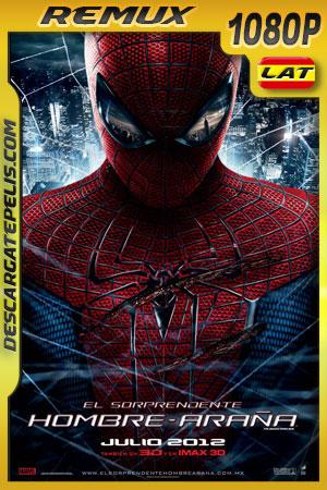 El Sorprendente Hombre Araña (2012) 1080p BDRemux Latino – Ingles