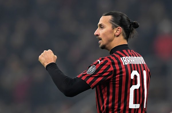 Oficial: El Milan renueva a Ibrahimovic hasta junio de 2022