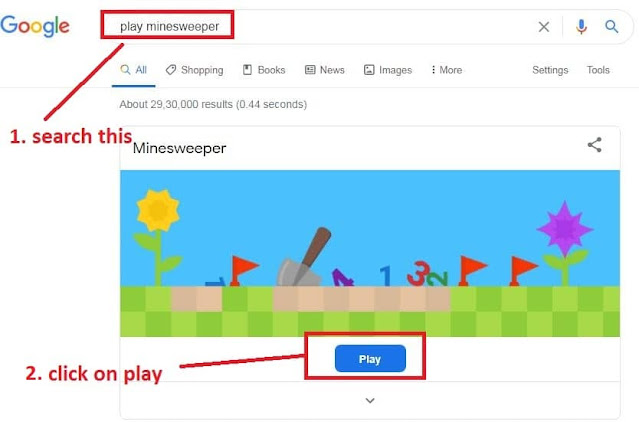 searched-keywords-on-google-is-play-minesweeper-to-play-this-game