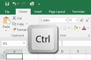 Cara Cepat Menghapus dan Menambah Baris atau Kolom di Tabel Excel 2016
